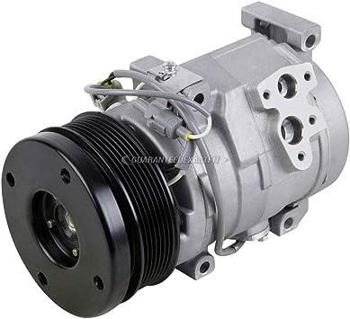 AC Compressor /& A//C Clutch For Toyota Land Cruiser 4Runner Pickup Tacoma