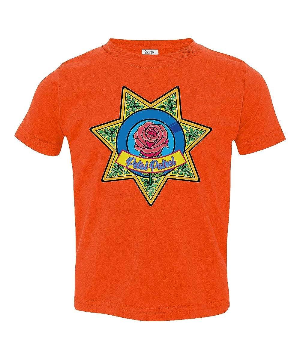 Societee Petal Patrol Cute Adorable Little Kids Girls Boys Toddler T-Shirt