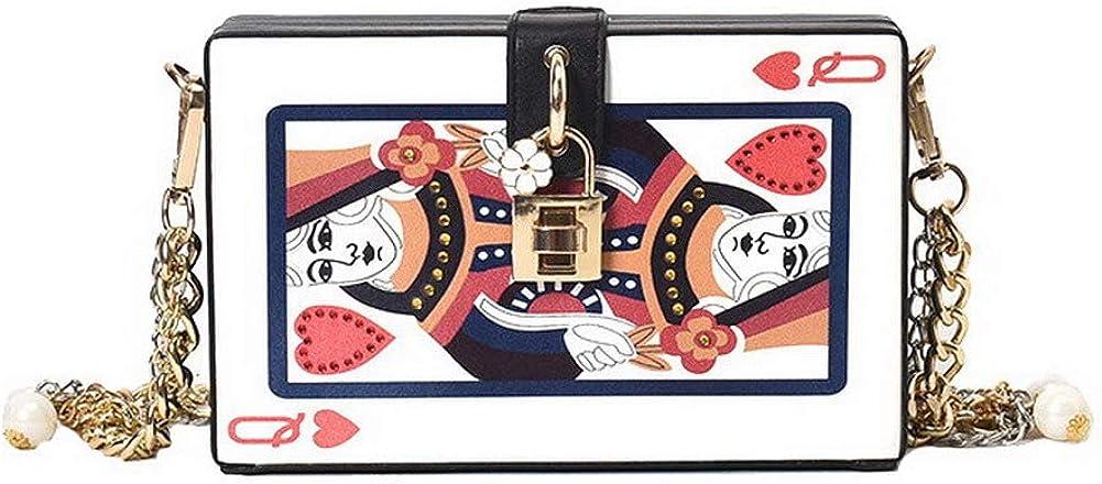 VogueZone009 Womens Novelty Pu Bags Fashion Crossbody Bags,CCABO182386