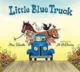 little blue truck - Little Blue Truck Lap Board Book