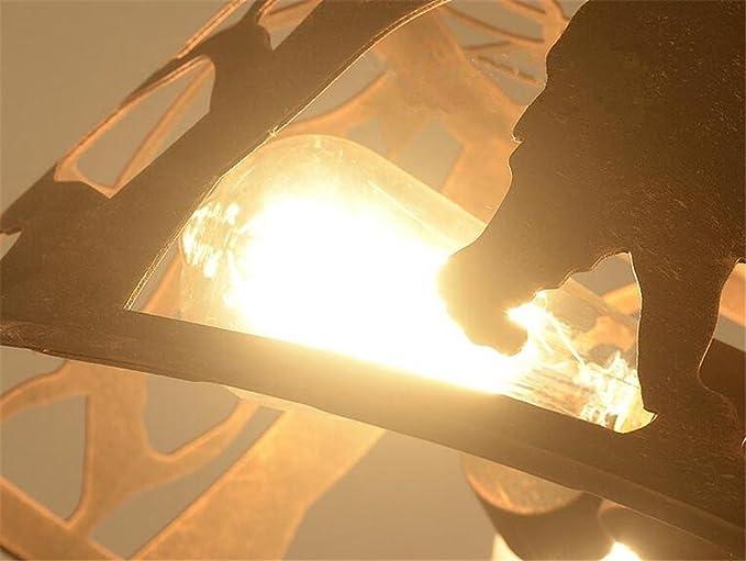 Plafoniere Da Forno : Atmko lampade a sospensione lampadario retro plafoniere del