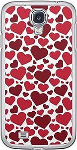 Loud Universe Samsung Galaxy S4 Love Valentine Printing Files A Valentine 63 Printed Transparent Edge Case - White/Red