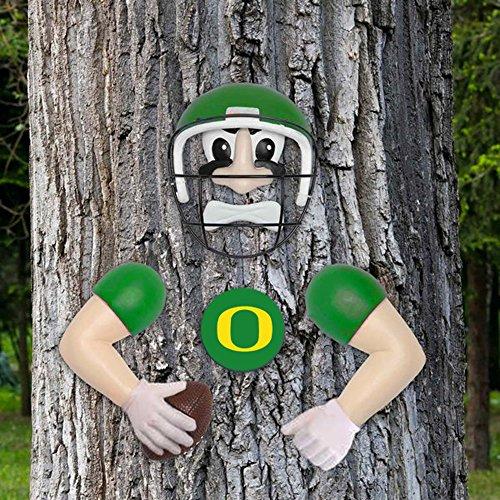 NCAA Football Player Tree Decoration (Oregon (Football Player Duck)