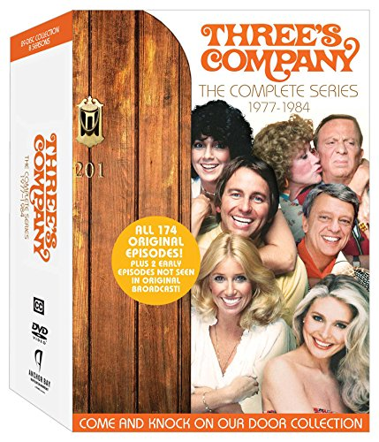 Three's Company: The Complete Series (2018) [DVD] by Lions Gate