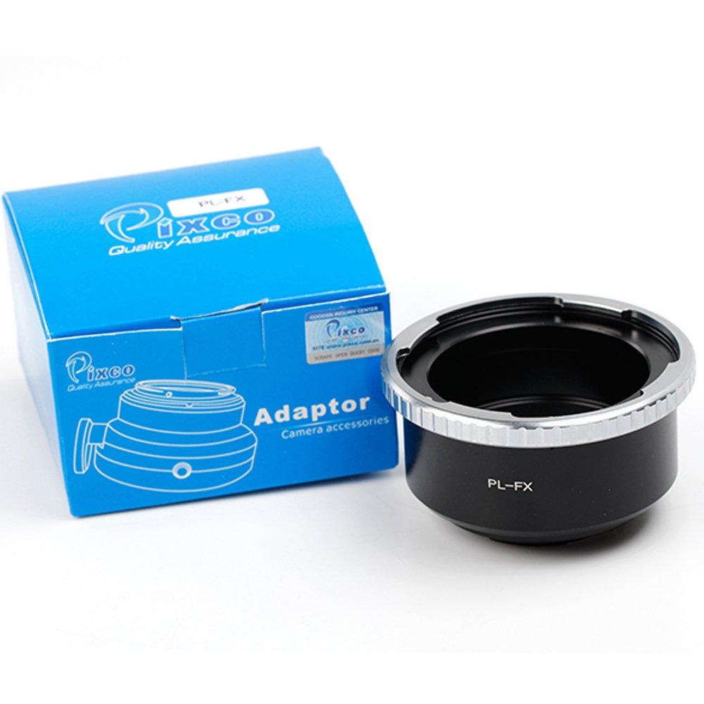 (バシュポ) Pixco マウントアダプター ARRI Arriflex PL レンズ-Fujifilm Xカメラ対応   B07Q4RHXR9