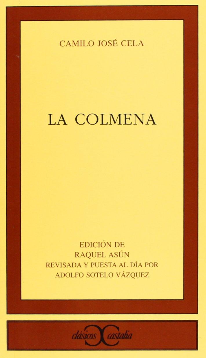 Amazon.com: La colmena (Clasicos Castalia) (Spanish Edition ...