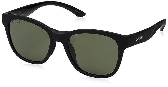 5ae5bed0f23df Amazon.com  Smith Caper ChromaPop Polarized Sunglasses