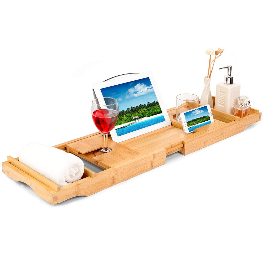 Bathtub Trays Archives - Gift Ideas for Techie Homebodies