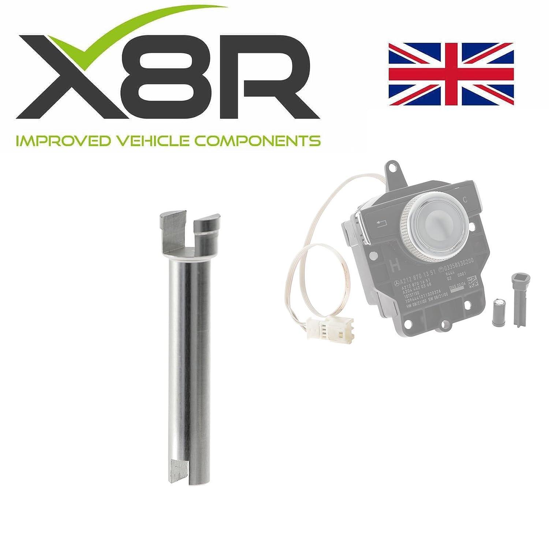 COMANDO Control Interruptor Rotatorio Botón ESPIRAL Perilla Eje reparación Kit: Amazon.es: Coche y moto