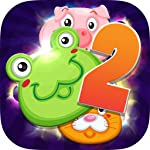 Boosa Pet – Blast Fruit Candys In This Fun Match-3 Puzzle For Kids Free