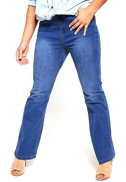 Bootcut jeans damen gr 48