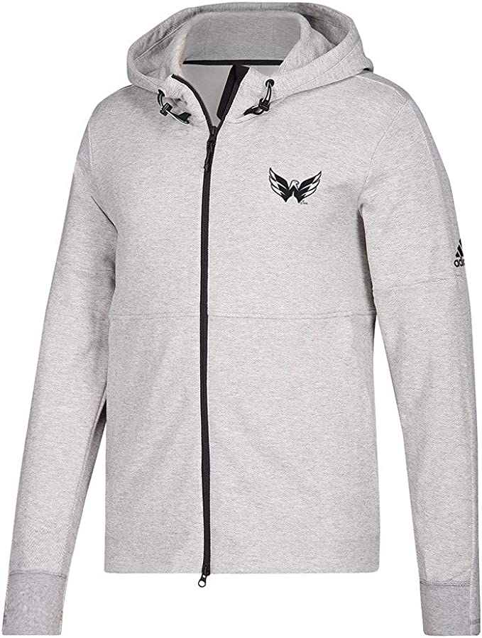 Levelwear NHL Mens Vanquist Insignia Hooded Pullover