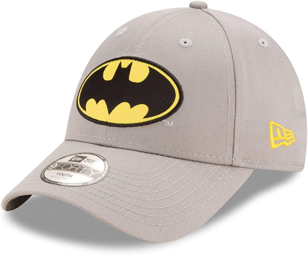 New Era 9Forty Baby Kinder Cap Batman grau