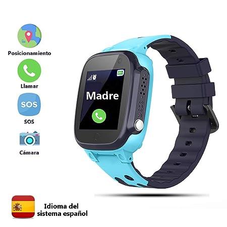 Reloj Inteligente para niños, Smartwatch para niños / niñas ...