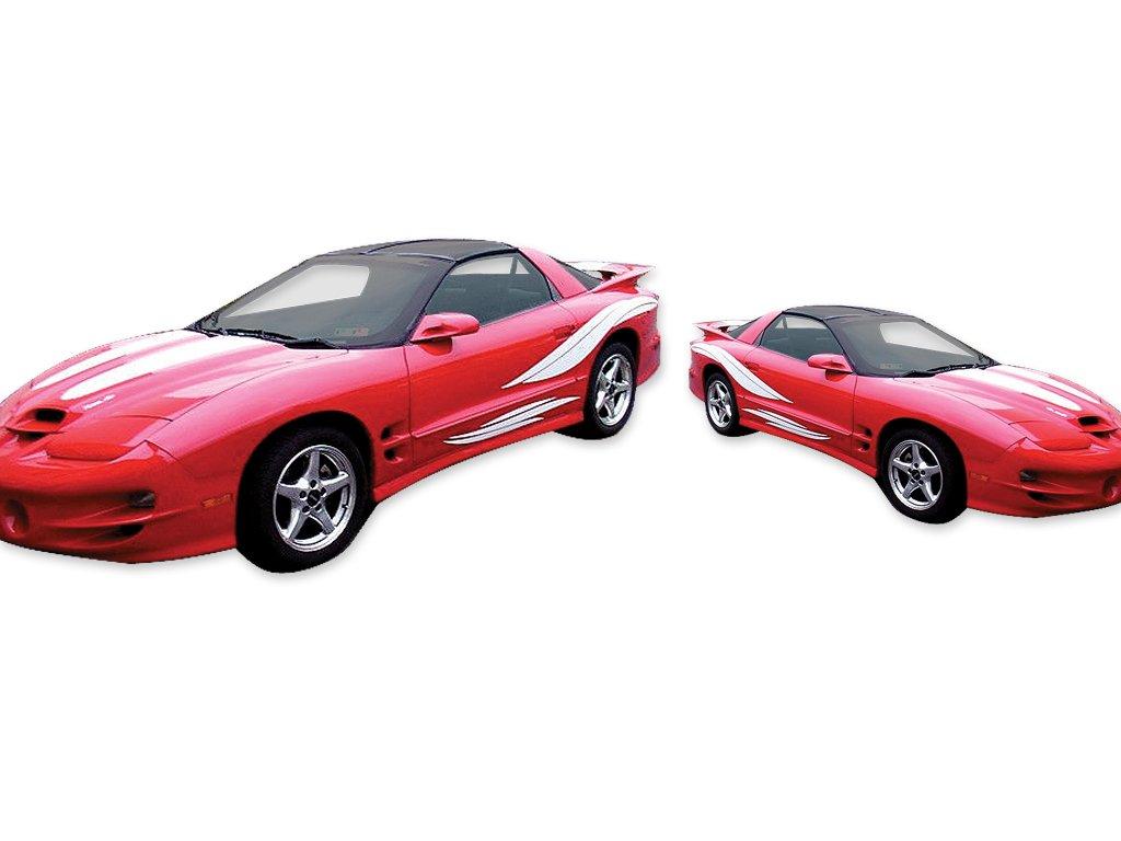 1995 1996 1997 1998 1999 2000 2001 2002 Trans Am Formula Firebird Decals Stripes