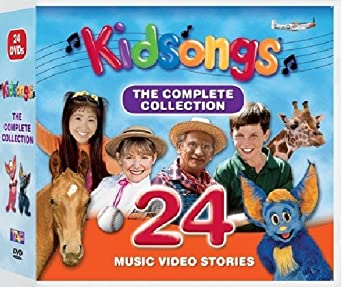 Amazon Com The Kidsongs Complete Collection The Kidsongs Kids