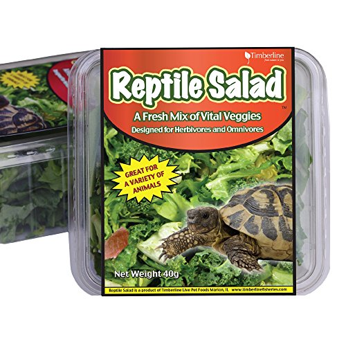 Omnivore Mix (Timberline Reptile Salad - 40g)