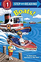 Boats (Step-Into-Reading, Step 1)
