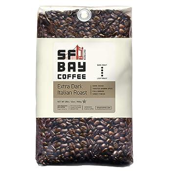 SAN FRANCISCO BAY Extra Dark Italian Coffee Beans