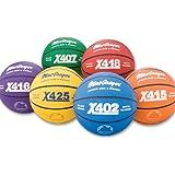 MacGregor Junior Basketballs, Multicolor Prism Pack