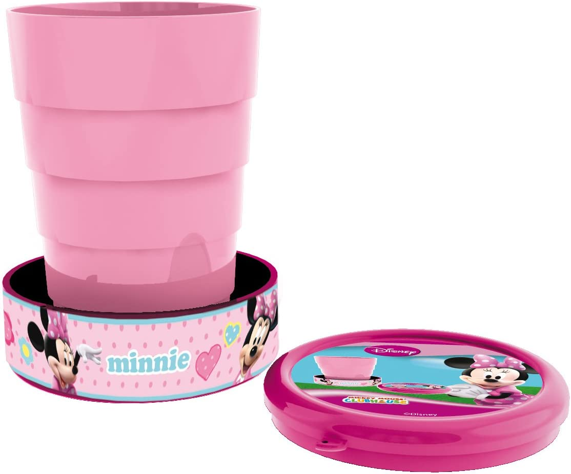 Stor 34506 - Vaso plegable, diseño Minnie Love: Amazon.es: Hogar