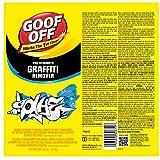 Goof Off FG672 Graffiti Remover, Aerosol 18-Ounce