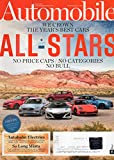 Automobile Magazine 2017 ALL-STARS: WE CROWN THE YEAR'S BEST CARS By Design: Kia's Stinger Sedan Is...