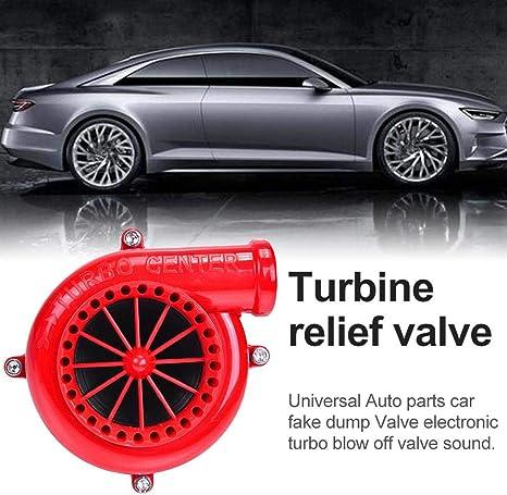 Elektronik Turbo Blow Off Valve Sound Kit für ALLE Fahrzeuge Benzin Diesel KFZ