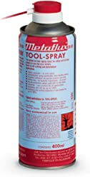 Tool Spray Special Cooling Foam for Drill bits METAFLUX 70-03 Prevents  tarnishing a3cac0227c5ce