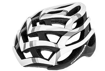 Casco Orbea Mod.Odin Col.bianco-silver Talla M