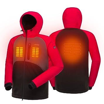 Chaqueta calefactada Redder para la Nueva Generación, abrigo ...
