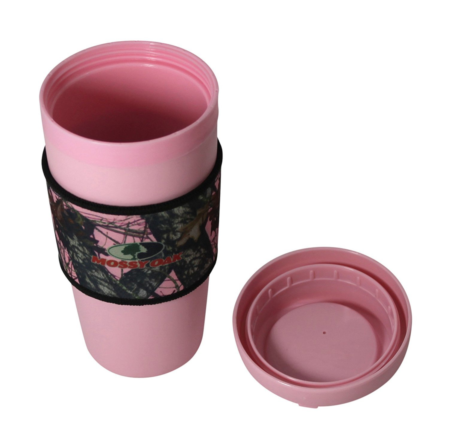 Amazon.com: Mossy Oak Bebida caliente mug- 16 oz Camo ...