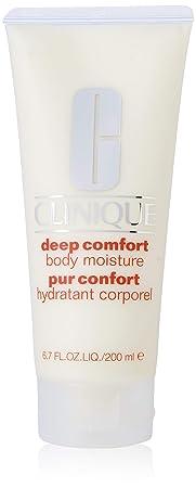 Clinique Deep Comfort Body Moisture, 6.7 Ounce