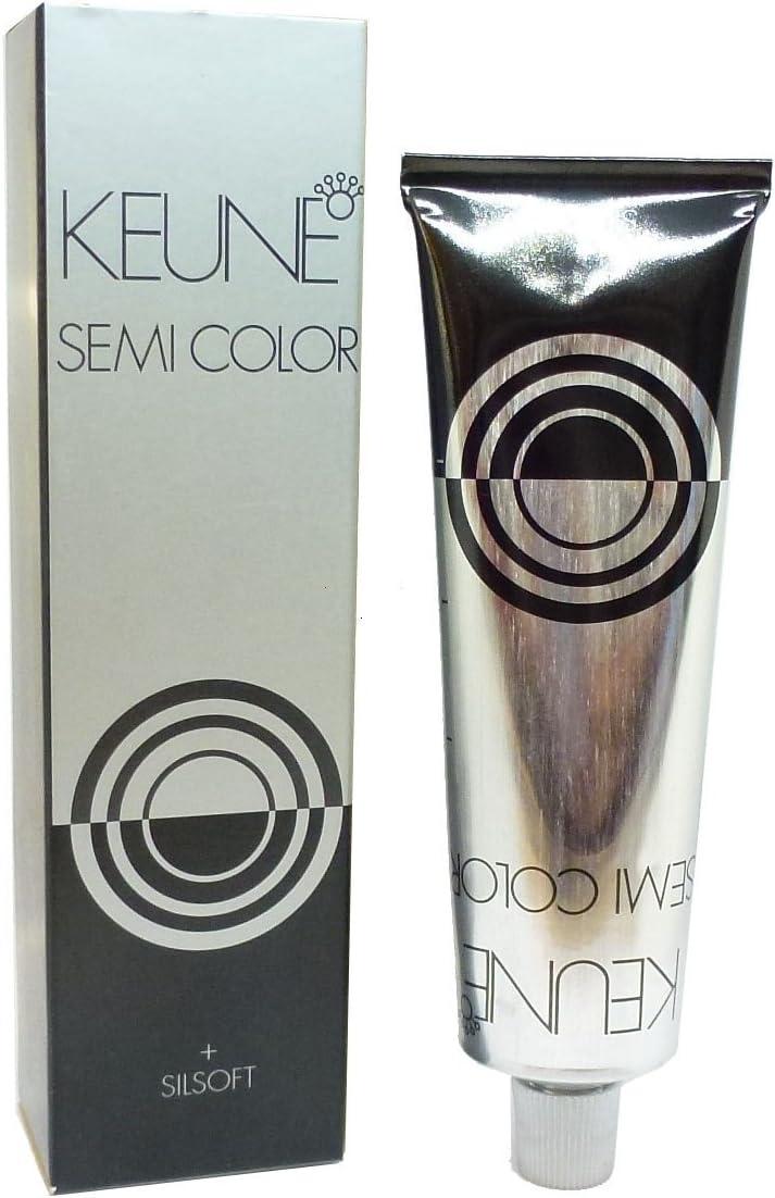 KEUNE Semi color + silsoft pelo color tinte tinte Coloración 60 ...