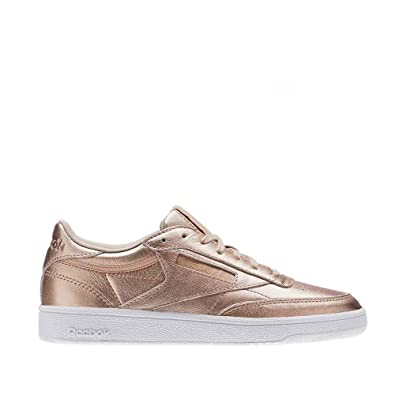9871714756076 Reebok Club C 85 Melted Metal  Amazon.fr  Chaussures et Sacs