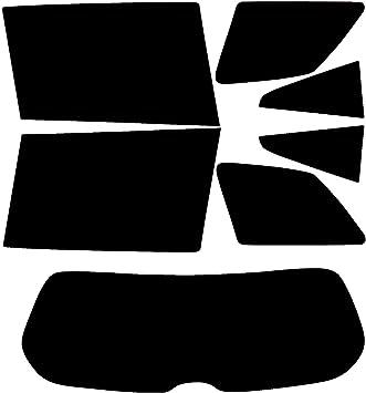 PSSC Pre Cut Sun Strip Car Window Films for Vauxhall Astra H Estate 2004-2010 20/% Dark Tint