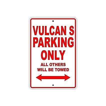 BorisMotley Kawasaki Vulcan S Parking Only All Others Will ...