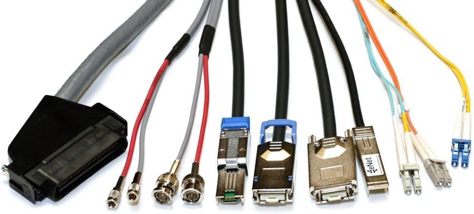 1 X Sas Inc Sas Ddr Ready-Thumbscrews 1 X Sas Product Category: Hardware Connectivity//Connector Cables 3.28 Ft Enet Components - Enet 1M 4Xib Superflex Cable