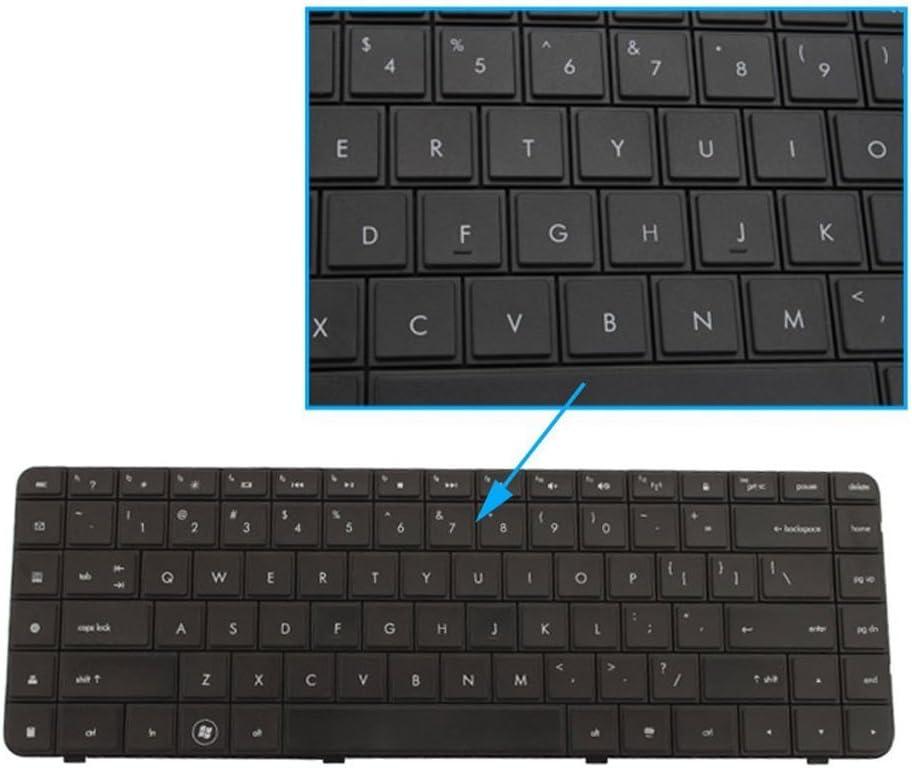 GENUINE Keyboard for HP COMPAQ Presario CQ62 G62 595199-001 613386-001 6098 US