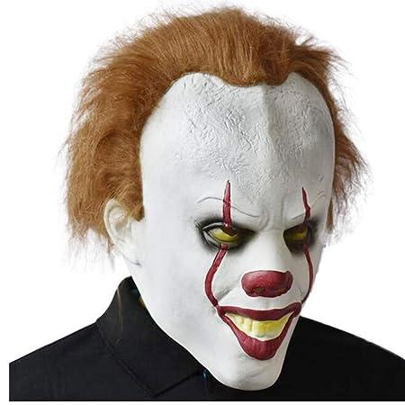 Payaso De Halloween, Máscara De Penny Wise, Disfraces De Casa ...