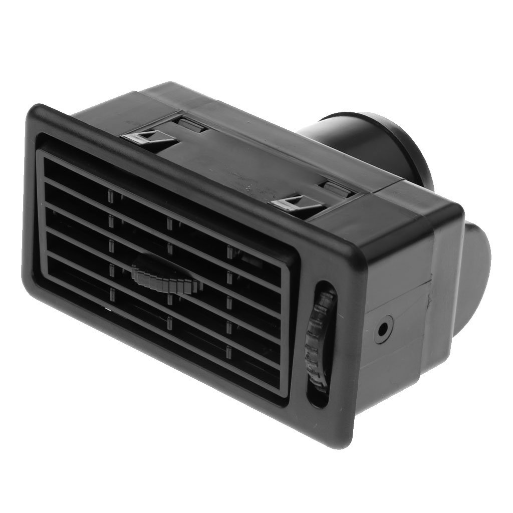 B Blesiya Mittelkonsole L/üftungsgitter Heizung Klima L/üftung Auslass Air Vent Outlet