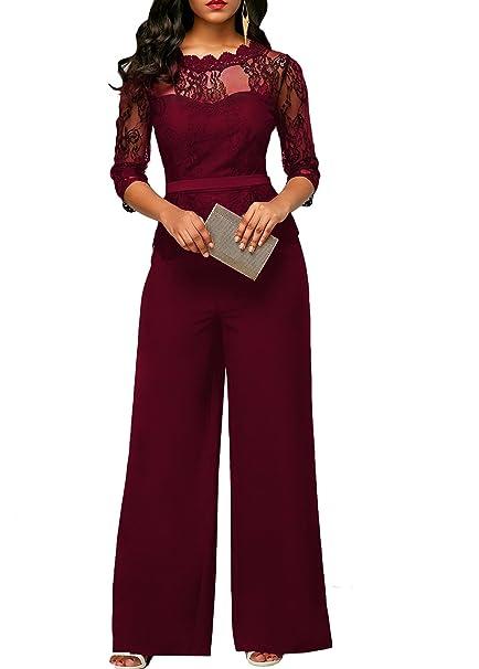 Amazon.com: Trajes para las mujeres elegante noche sexy ...