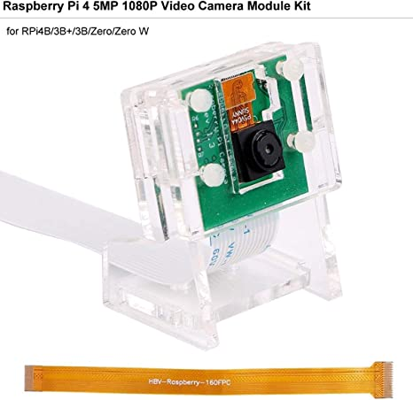 Raspberry Pi 3 B acrilico Custodia//Pi Rev3 Rpi3 Box Shell