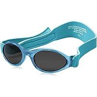 Baby Banz 3643 Kidz Banz %100 UV Güneş Gözlüğü, Mavi