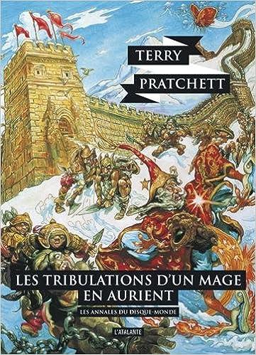 Les annales du disque monde (17) : Les Tribulations d'un mage en Aurient