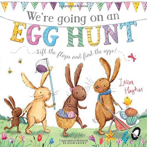 We're Going on an Egg Hunt pdf epub