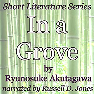 In a Grove: Short Literature Series Audiobook