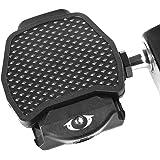 ビンディング ペダルプレート クリート カバー SPD-SL look keo 互換タイプ 自転車用 パーツ SP001