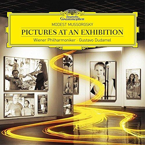 ムソルグスキー:組曲「展覧会の絵」 ドゥダメル、ウィーン・フィルハーモニー管弦楽団