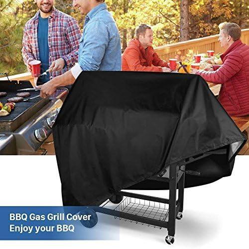housse barbecue Barbecue à gaz de couverture Jardin meubles couvre étanche Couverture de mobilier d'extérieur Barbecue couvre étanche